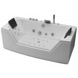 Jacuzzi baignoire balnéo Spatec Vitro 160